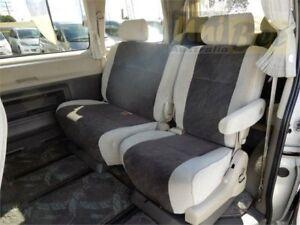 2001 Toyota Granvia VCH10W Pearl White Automatic VAN WAGON