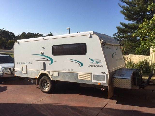 Simple 2008 Jayco Expanda FOR SALE From New South Wales Sydney Metro  Adpost