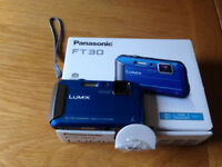 Panasonic Lumix DMC-FT30 Digital Camera NEW & BOXED