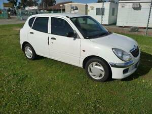 2004 ONE OWNER DAIHATSU SIRION AUTO Kenwick Gosnells Area Preview