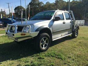 2006 Holden Rodeo RA MY06 Upgrade LX (4x4) Silver 5 Speed Manual Clontarf Redcliffe Area Preview