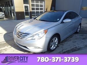 2012 Hyundai Sonata LIMITED Navigation (GPS),  Leather,  Heated