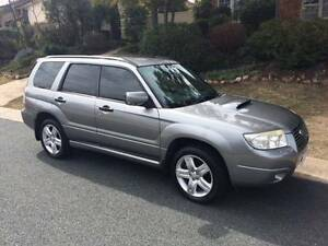 Subaru XT Turbo Forester MY07 Auto & Factory GPS O'Malley Woden Valley Preview
