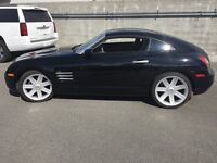 2005 CHRYSLER CROSSFIRE  Vancouver Greater Vancouver Area Preview