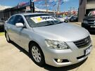 2008 Toyota Aurion GSV40R Touring SE Silver 6 Speed Auto Sequential Sedan