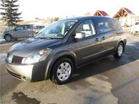 2005 Nissan Quest S 3.5L V6 112,890KM's VERY CLEAN, NEW TIRES!