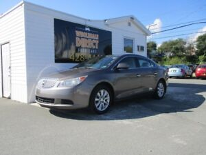 2011 Buick Lacrosse SEDAN CX 3.6 L