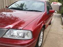FORD FAIRLANE GHIA V8 auto with reg exc cond SWAP FOR UTE Corio Geelong City Preview