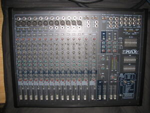Yorkville Powermax 16, powered console for sale