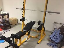 Bodyworx,Rack,Bench,Bars,weights Brighton Bayside Area Preview