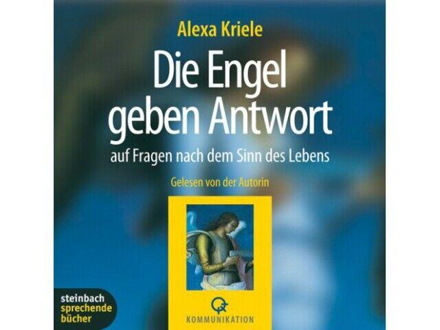 Die Engel geben Antwort auf Fragen nach dem Sinn des Lebens. 2 CDs [Audio CD]  S