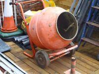 Concrete Mixer - Used