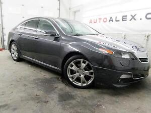 2014 Acura TL Elite PKG. SH AWD NAVIGATION CAMERA KIT DE JUPE