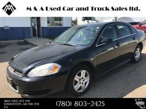 2011 Chevrolet Impala - FINANCING AVAILABLE