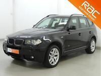 2009 BMW X3 XDRIVE20D M SPORT AUTO 4X4 DIESEL