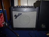 Fender Mustang 1 (V2) guitar amp