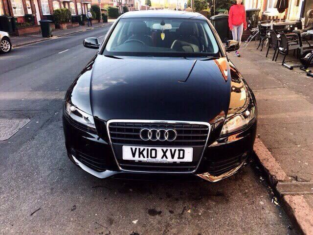 audi a4 2010 2 0 tdi se sim auto in coventry west midlands gumtree. Black Bedroom Furniture Sets. Home Design Ideas