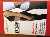Diastasis Rehab Splint $40 - post pregnancy