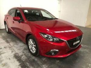 2014 Mazda 3 BM Maxx Red 6 Speed Automatic Hatchback Gateshead Lake Macquarie Area Preview