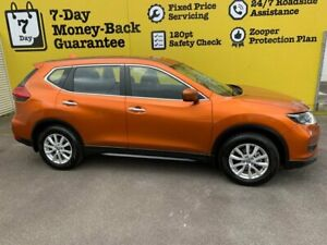 2017 Nissan X-Trail T32 Series II ST X-tronic 4WD Orange 7 Speed Constant Variable Wagon Glenorchy Glenorchy Area Preview