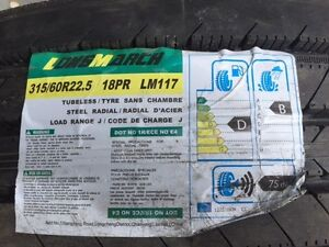 Various New HeavyTruck Tires