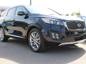 2018 Kia Sorento 3.3L SXL AWD, PANORAMIC SUNROOF, COOLED/HEATED