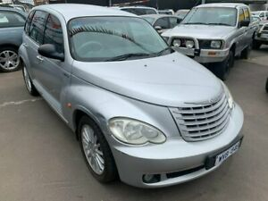 2006 Chrysler PT Cruiser PG MY2007 Touring GT Silver 4 Speed Automatic Wagon