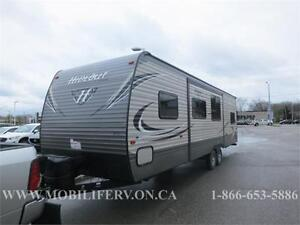 FAMILY TRAVEL TRAILER FOR SALE*OUTDOOR KITCHEN* HIDEOUT 29BKS