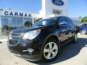 2015 Chevrolet Equinox LTZ Leather Sunroof AWD