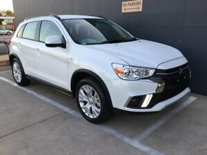 2019 Mitsubishi ASX XC MY19 ES 2WD White 1 Speed Constant Variable Wagon Stuart Park Darwin City Preview