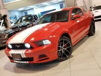 2014 Ford Mustang GT 5.0L 6 SPD MANUAL-1 OWNER-LEATHER-19 INCH R City of Toronto Toronto (GTA) Preview