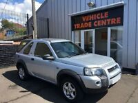 LAND ROVER FREELANDER 2.0 TD4 ADVENTURER 3d 110 BHP (silver) 2006