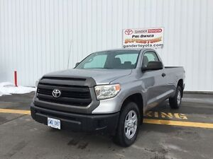 2014 Toyota Tundra 4x2 Regular Cab SR Long Bed 5.7L