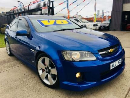 2006 Holden Commodore VE SS 6 Speed Automatic Sedan Brooklyn Brimbank Area Preview