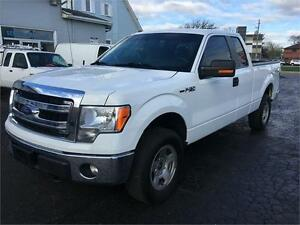 2013 Ford F-150 XLT SUPER CAB 4WD