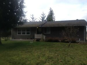 Rancher for rent in Nanoose