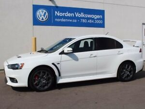 2015 Mitsubishi Lancer Evolution GSR 4dr All-wheel Drive Sedan