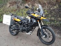 2009 BMW F800GS FULLY LOADED