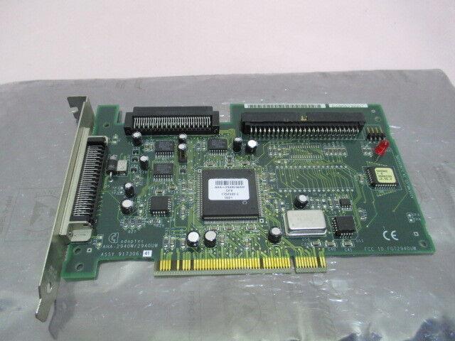 Adaptec 917306-41, AHA-2940W/2940UW, Controller PCB, Intel A17547-001. 416505