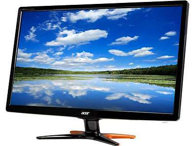 "شاشة ليد جديد Acer GN246HL Black 24"" 1ms 144Hz HDMI Widescreen LED Backlight LCD 3D Monitor…"