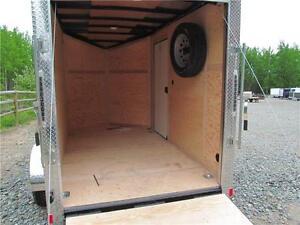 6' x 10' with v-nose & ramp door. Prince George British Columbia image 4