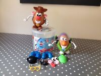 Mr potato head bucket - Toy Story 3 collection