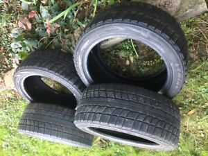 225 45 17 set of four winter tires