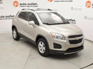 2013 Chevrolet TRAX 2LT All-wheel Drive