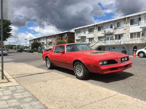 1977 Pontiac Firebird Esprit V8 350 5.7L - $9,900
