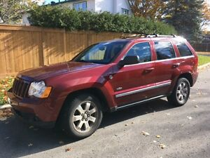 2008 Jeep Grand Cherokee Like Overland SUV, Crossover