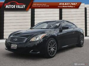 2010 INFINITI G37 G37S Coupe  Sport Very Clean!