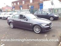 2005 (05 Reg) BMW 325 325i SE 4DR Saloon GREY + LPG