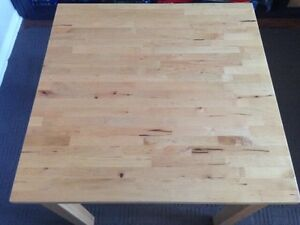 IKEA table with two chairs  London Ontario image 3