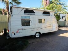 2005 Coromal Corvair 511 Pop Top Caravan Beresfield Newcastle Area Preview